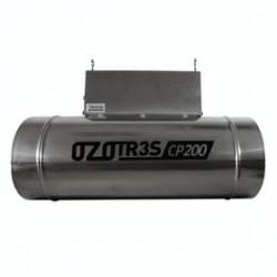 Ozonizador 2 placas 200mm Ozotres
