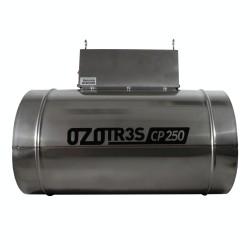 Ozonizador 2 placas 250mm Ozotres