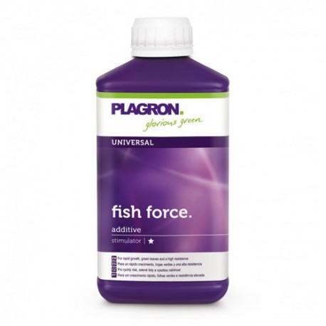 Aditivo / Estimulador / Emulsión de Pescado Plagron Fish Force (500ml)
