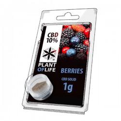 CBD Polen Plant of Life 10% Berries