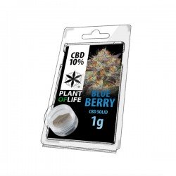 CBD Polen Plant of Life 10% Blueberry