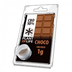 CBD Polen Plant of Life 10% Chocolate