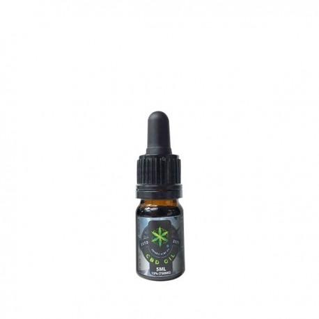 CBD Oil Plant of Life 15 % - 5 ml.