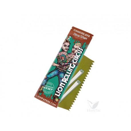 Papel hemp wrap hemp chocolate