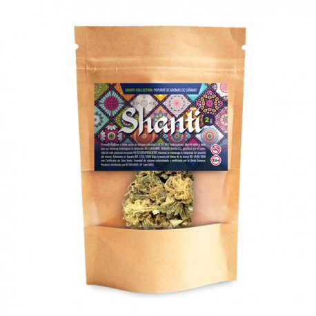CBD Flores Shanti Collection Felina 2 gr.
