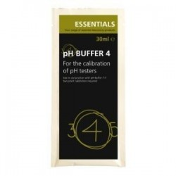 Essentials Calibrador Ph 4 Sobre 30ml