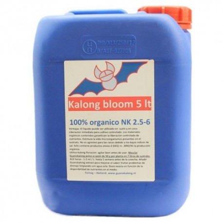GUANOKALONG LIQUIDO BLOOM 5L