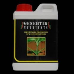Fertilizante de Crecimiento NPK 1L