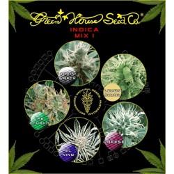 Green House Indica Mix I 5Und Fem.