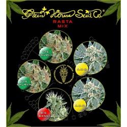 Green House Rasta Mix 5Und Fem.