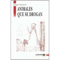 """LIBRO """"ANIMALES QUE SE DROGAN"""""""