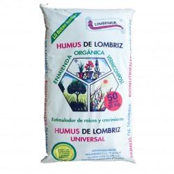 Humus Lombrimur Saco 50L - 30kg
