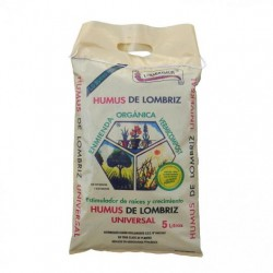 Humus Lombrimur Saco 5L - 3kg