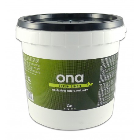 Ona Gel para Breeze Fresh Linen 4L