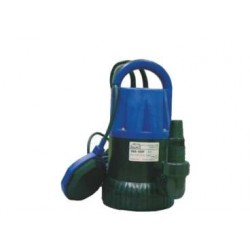 Bomba de achique sumergible, detector de falta de agua, 9000 L/h