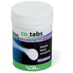 CO2 TABS (60 PASTILLAS)
