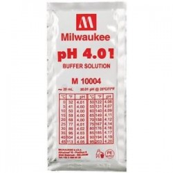 Sobre Calibrador Ph 4.01 Milwaukee 20ml