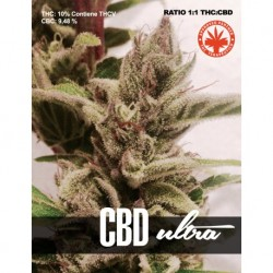 Pure Seeds CBD Ultra 1 unid