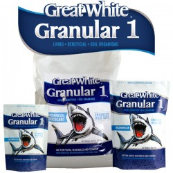 GREAT WHITE GRANULAR 997,92 gr
