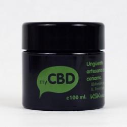 MyCBD Crema Forte 100ml (250mg Cannabidiol)