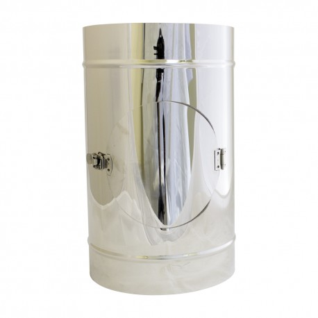 Tubo control de olor ONA Ø100mm
