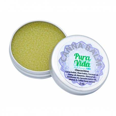 CBD Balm 2 ml. Chocochino Pura Vida