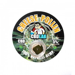 CBD Polen Plant of Life 5% Cheese