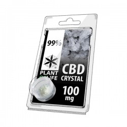 CBD Crystal 99 % Powder 100 mg