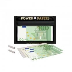 Papeles de Liar Euro con Boquillas