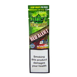 Juicy Hemp Wraps Red (fresa)