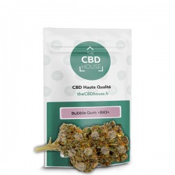 CBD Flores CBD House Bubble Gum 1 gr.