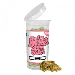 CBD Flores Plant of life Bubblegum 1,5 g