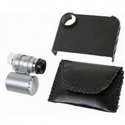 Adaptador Microscopio Mini Led 45/60x (SmartPhone)