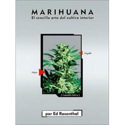 Marihuana en Interior El sencillo arte del cultivo (Ed Rosenthal)