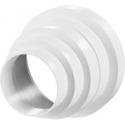 ACOPLE REDUCCION UNIVERSAL PLASTICO 80-150 MM