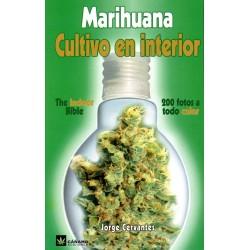 LIBRO CULTIVO INTERIOR DE MARIHUANA